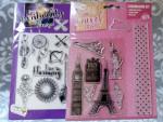 Craft Clear Stamps DIY Stempel Spaß versch. Motive 15602