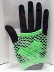 Party Gloves Handschuhe Neon Grün Nr.01