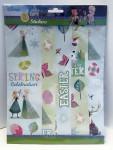 Ostern Sticker 5 Sheets Frozen ab 3 Jahre Disney Nr.05