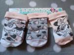 Socken Disney Baby 3er Pack Minnie Maus Gr.80/86 #16007