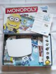 Hasbro - Monopoly - Ich - Einfach unverbesserlich - ab 3 Jahre - 15622