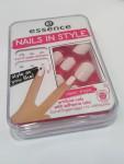 Essence Nails in Style The White It-Piece Kunstnägel incl. Sticker 15654