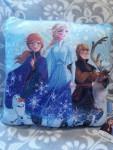 Kissen Pailletten Disney Frozen 40x40cm 15052