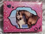 Depesche 8931 Horses Dreams Schreibwarenbox Forever Pink 15019