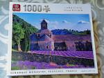 Puzzle King Senanque Monastry Fance 1000tlg. ab 8 Jahre 15003