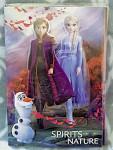 Geburtstagskarte Glückwunschkarte 3D Frozen 14998