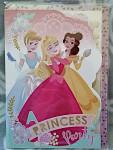 Geburtstagskarte Glückwunschkarte Disney Princess 15002