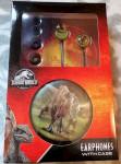 Jurassic World Kopfhörer mit Hülle 15057