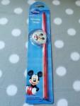Trinkhalm Kinder Disney Mickey Maus Spinning Fun Straw #15945