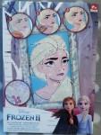 Disney Pailletten Kunst Frozen II Elsa 15924