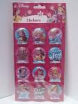 Disney 3D Sticker Weihnachten Princess