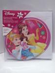 Disney 8x Weihnachtsaufhänger mit Umschläge Princess