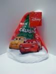 Disney Cars Weihnachtsmütze Höhe 34cm Umfang 54cm Nr.03