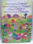 Malbuch Spielbuch Rätselbuch mit Stickerbogen Ostern Nr.01