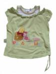 C&A Shirt Mädchen Winnie Puuh Disney Doppellook grün Gr.92