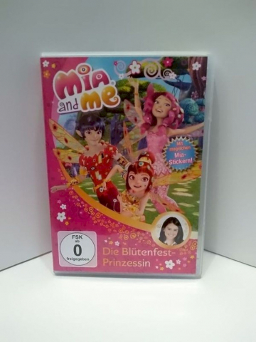 DVD-Film: Mia and Me Nr.09 Die Blütenfest-Prinzessin