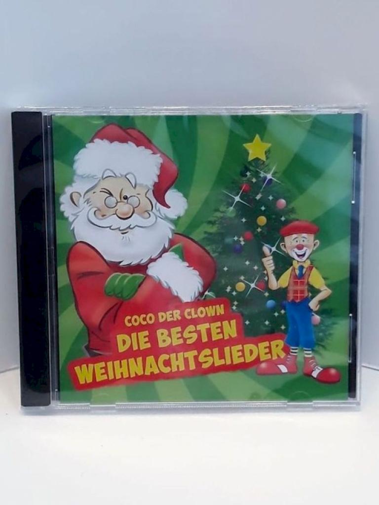 Musik CD Coco der Clown Die besten Weihnachtslieder | Marias ...