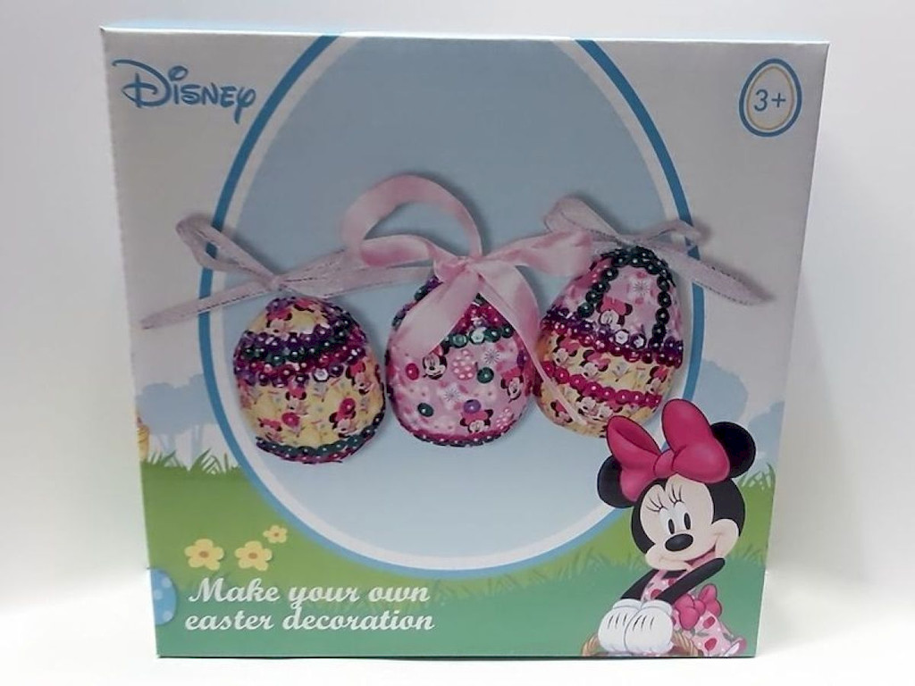 Disney - Ostern - Oster-Deko zum selber machen - Minnie Maus ...