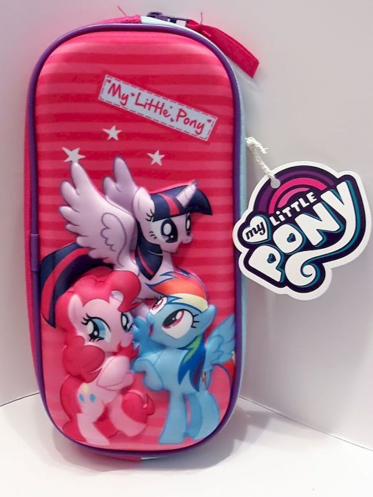 XXL 3D Stifteetui 25x13cm - My little Pony - 15066