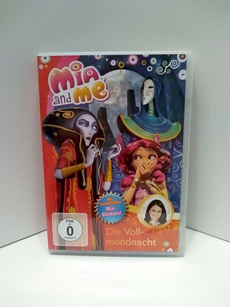 DVD-Film: Mia and Me Nr.11 Die Vollmondnacht