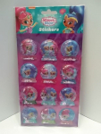 Nickelodeon 3D Sticker Shimmer & Shine Nr.01